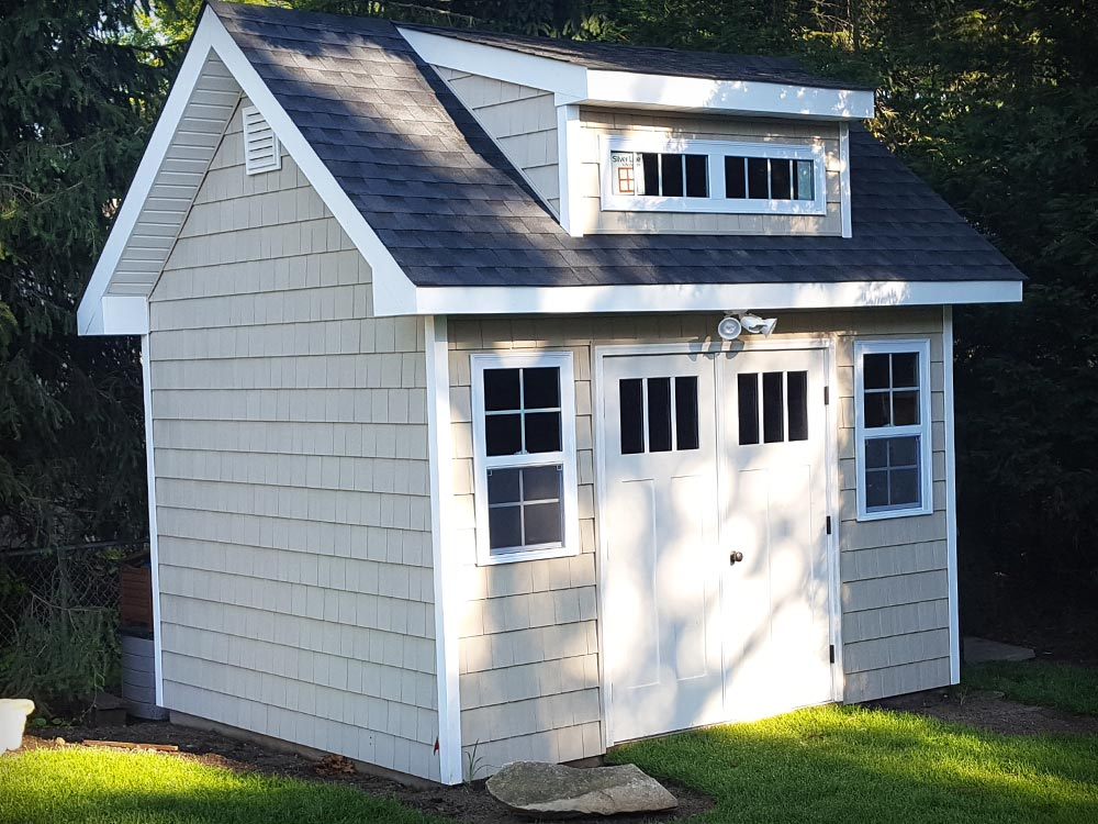 Custom Shed Construction
