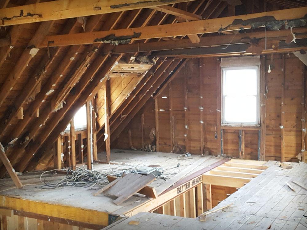 Home Renovation Demo